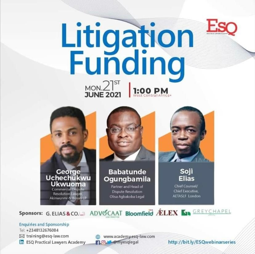 You are currently viewing Litigation Funding